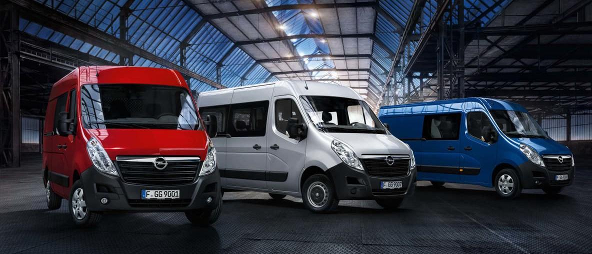 Opel Movano personalizat! - Union Motors