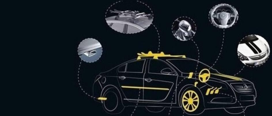Lichidare Stoc - Accesorii Opel
