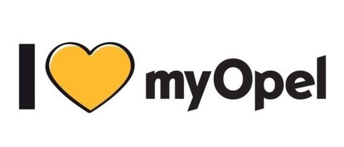 I Love My Opel