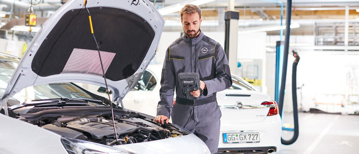 Service Opel PlusAuto