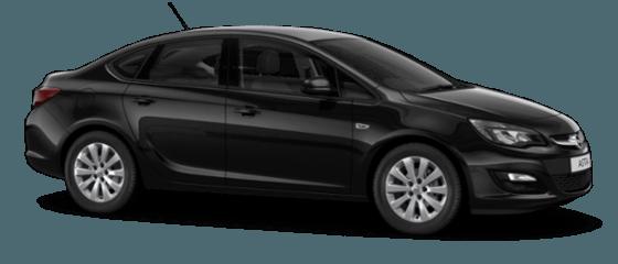 Opel Astra I 4 uşi