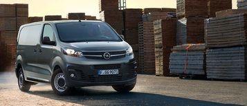 Opel Vehicule Comerciale