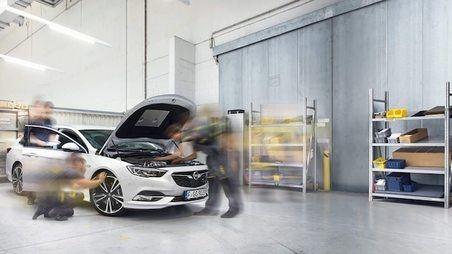 Verificarea Opel