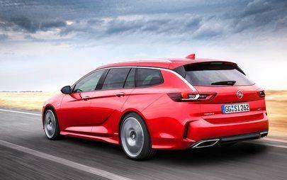 Agil, puternic, Opel Insignia GSi Sports Tourer: un station wagon sportiv, fără compromisuri