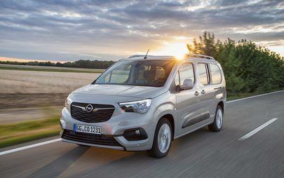 Opel Combo oferă mai multe sisteme de asistență decât modelele concurente