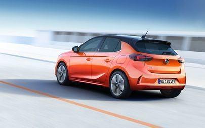 Cea de-a șasea generație de Opel Corsa devine electrică