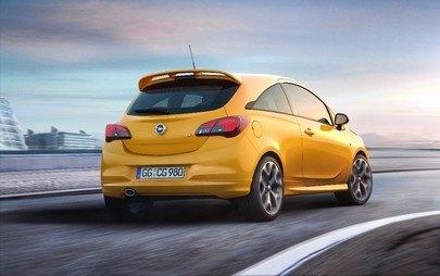 Autovehicul sport de dimensiuni mici: noul Opel Corsa GSi