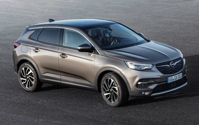 Opel anunță prețurile de listă pentru noul său SUV, Grandland X