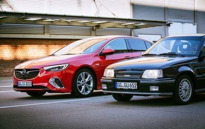 Marcă germană, captivantă: serie de videoclipuri despre 120 de ani de legende Opel