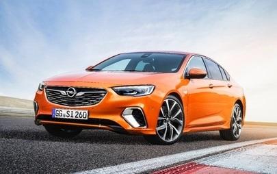 Noul scaun sport performant Opel: conceput pentru Insignia GSi