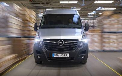 Trioul de succes: Opel lansează noile modele Vivaro, Movano și Combo