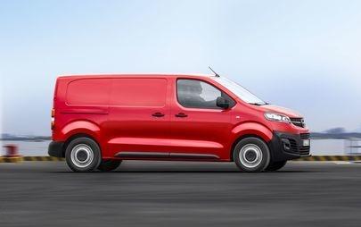 Noul etalon: a treia generație Opel Vivaro