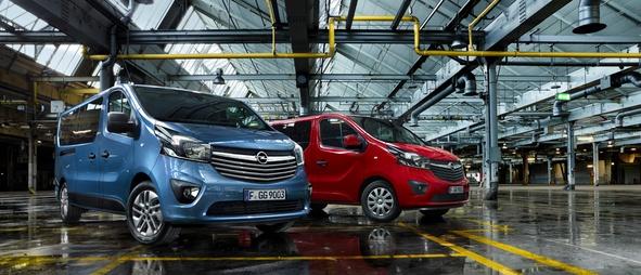 Opel Vivaro Combi+