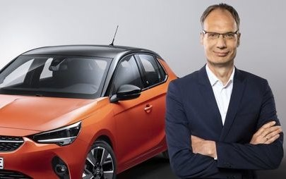 """Michael Lohscheller, CEO-ul Opel, a fost desemnat """"MANBEST 2019"""" de către juriul AUTOBEST"""