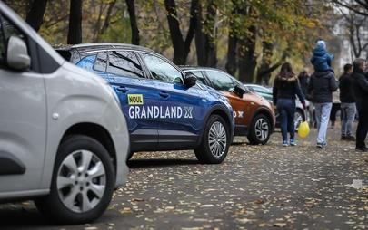 Grilă de start spectaculoasă la Trofeul Unicredit Leasing powered by Opel