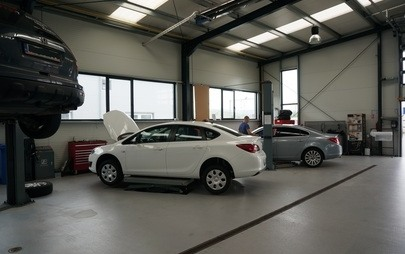 Opel service ATP Motors - Opel Cluj
